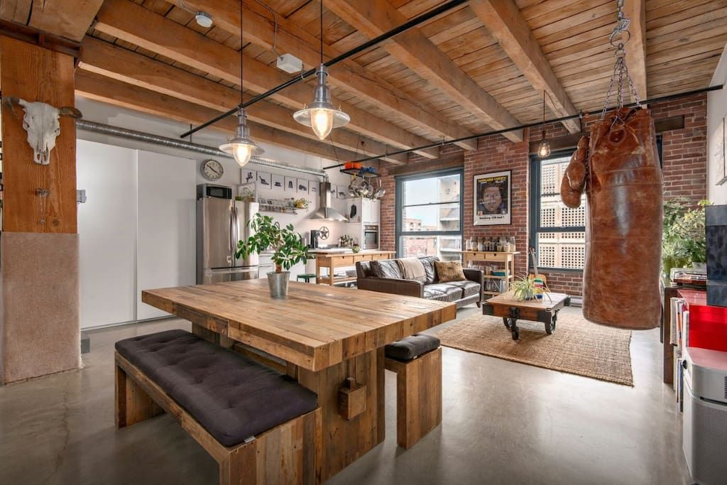 Cozy Loft In The Heart Of Gastown Apartments For Rent In
