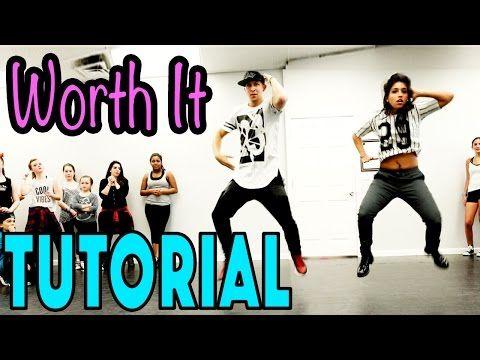 WORTH IT - Fifth Harmony Dance TUTORIAL | @MattSteffanina Choreography  (Intermediate Hip Hop)
