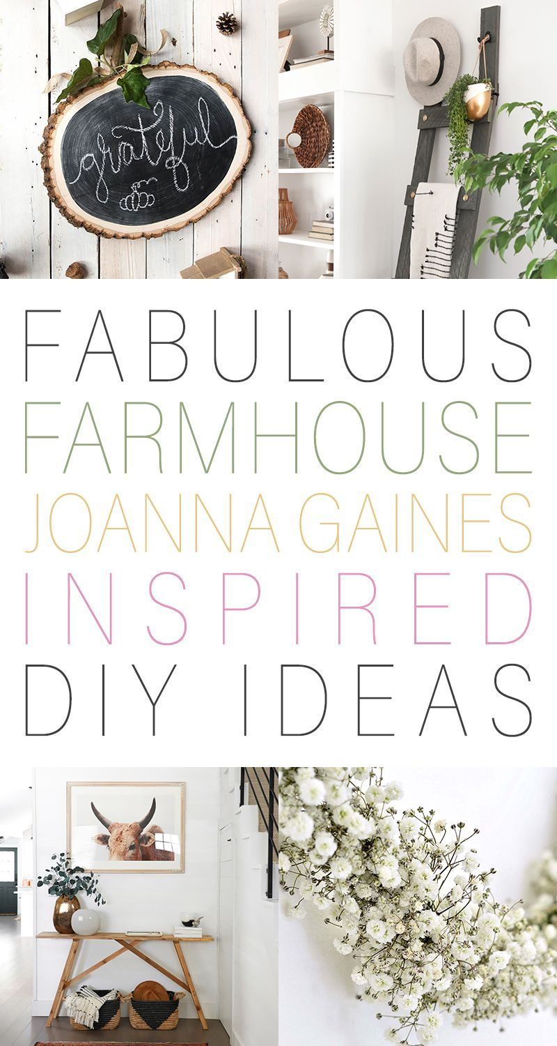 Joanna gaines style 255579347593486468 -  Fabulous Farmhouse Joanna Gaines Inspired DIY Ideas.  Absolutely fabulous creations that you will want to make for your own home.  #FarmhouseDecor #DIYFarmhouse #FarmhouseDIY #JoannaGainesInspired #DIYFarmhouseHomeDecor #DIY #HowToFarmhouse #FixerUpperDIY #DIYS #BarnDoorDIY #DIYCoatHanger #DIYWreath #WoodSliceChalkboard #FarmhouseInspired #DIYShelf #DIYEntryTable Source by fptfy