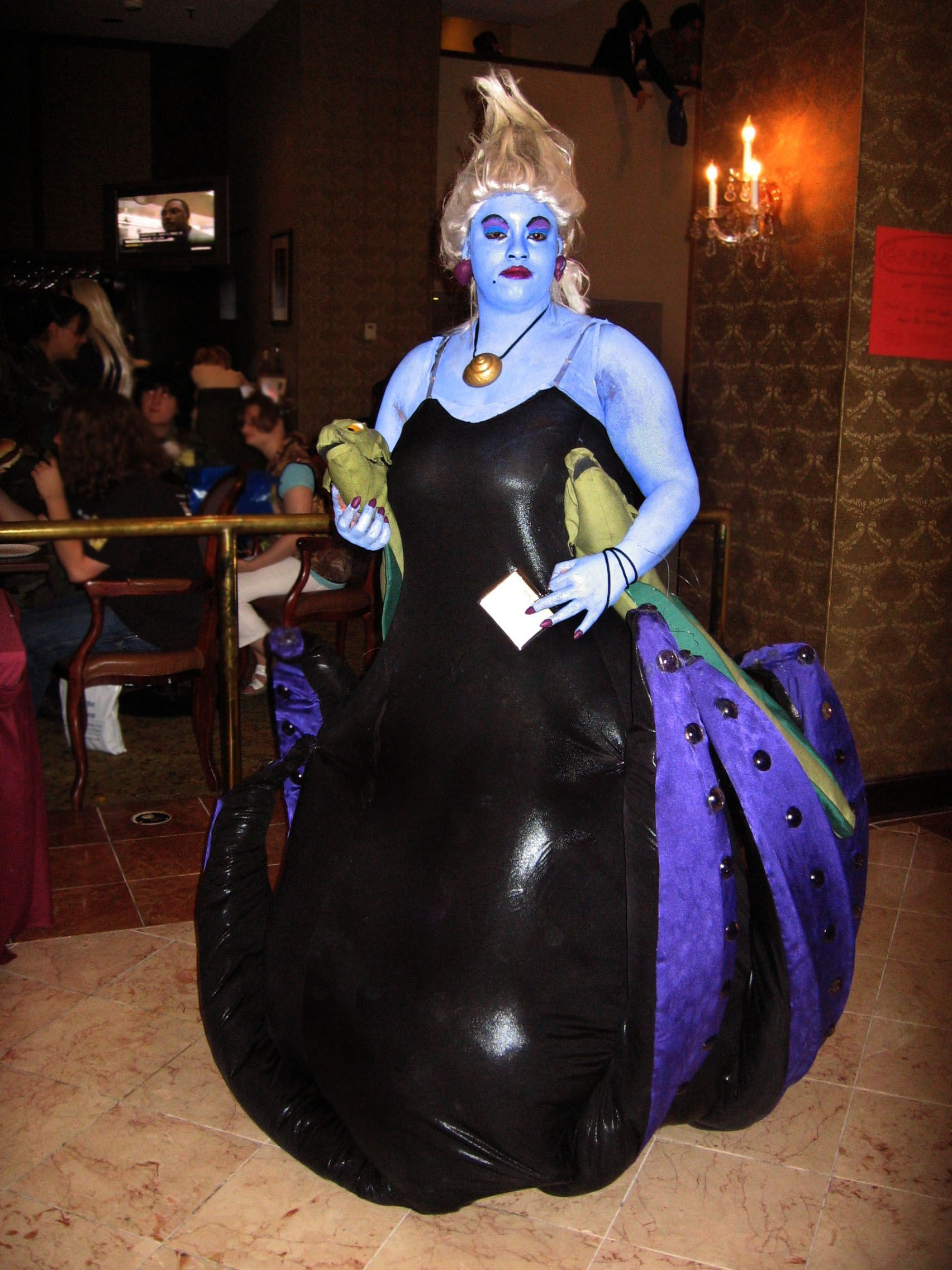 17 Best images about Ursula Tara on Pinterest | Halloween queen ...
