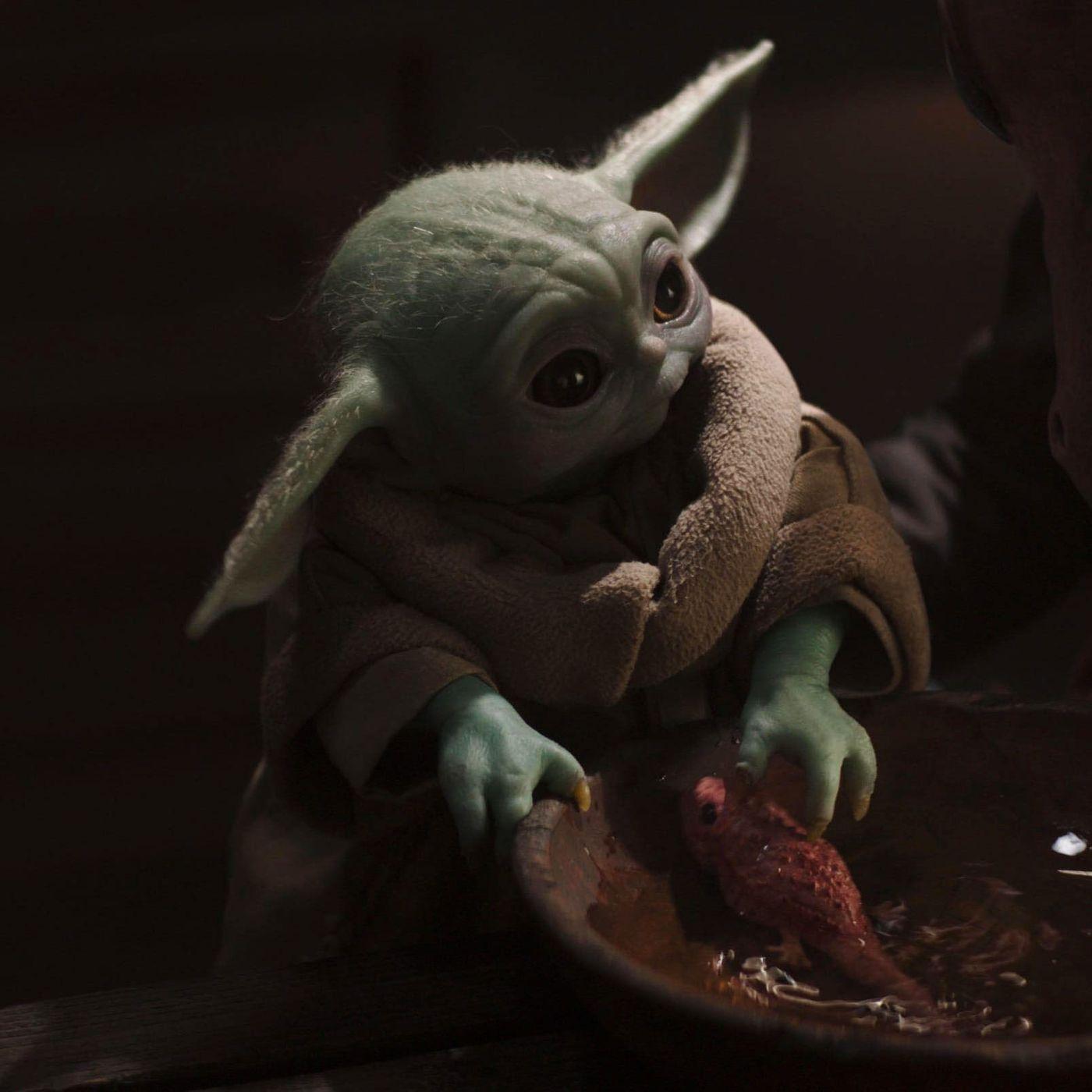 The Mandalorian Let Baby Yoda Be A Baby And It Was Good Mandalorian Star Wars Memes Yoda