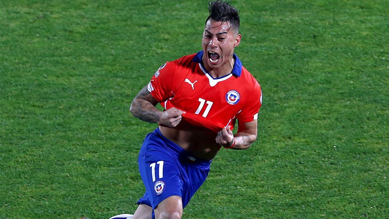 Chile's Eduardo Vargas Completes Tigres Move From