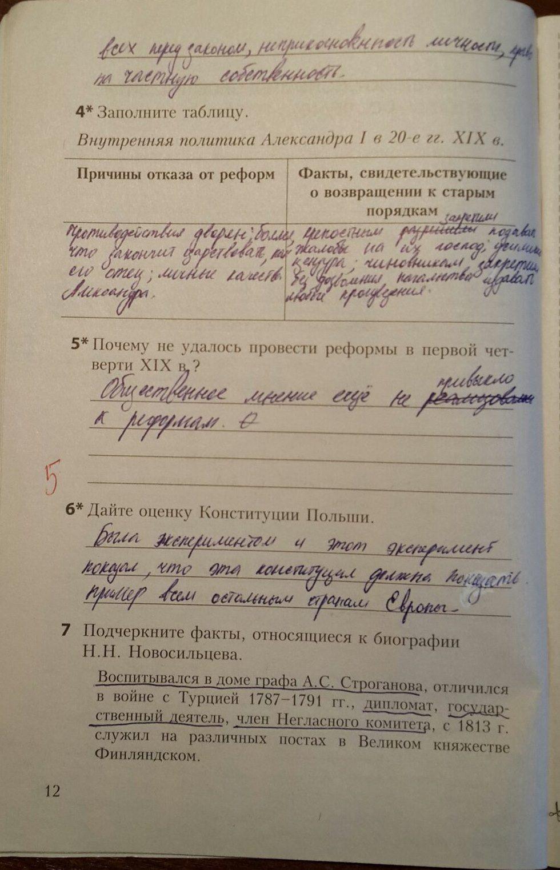 Тетрадь для практических работ по биологии за 11 класс хруцкая смотреть ответы онлайн бесплатно
