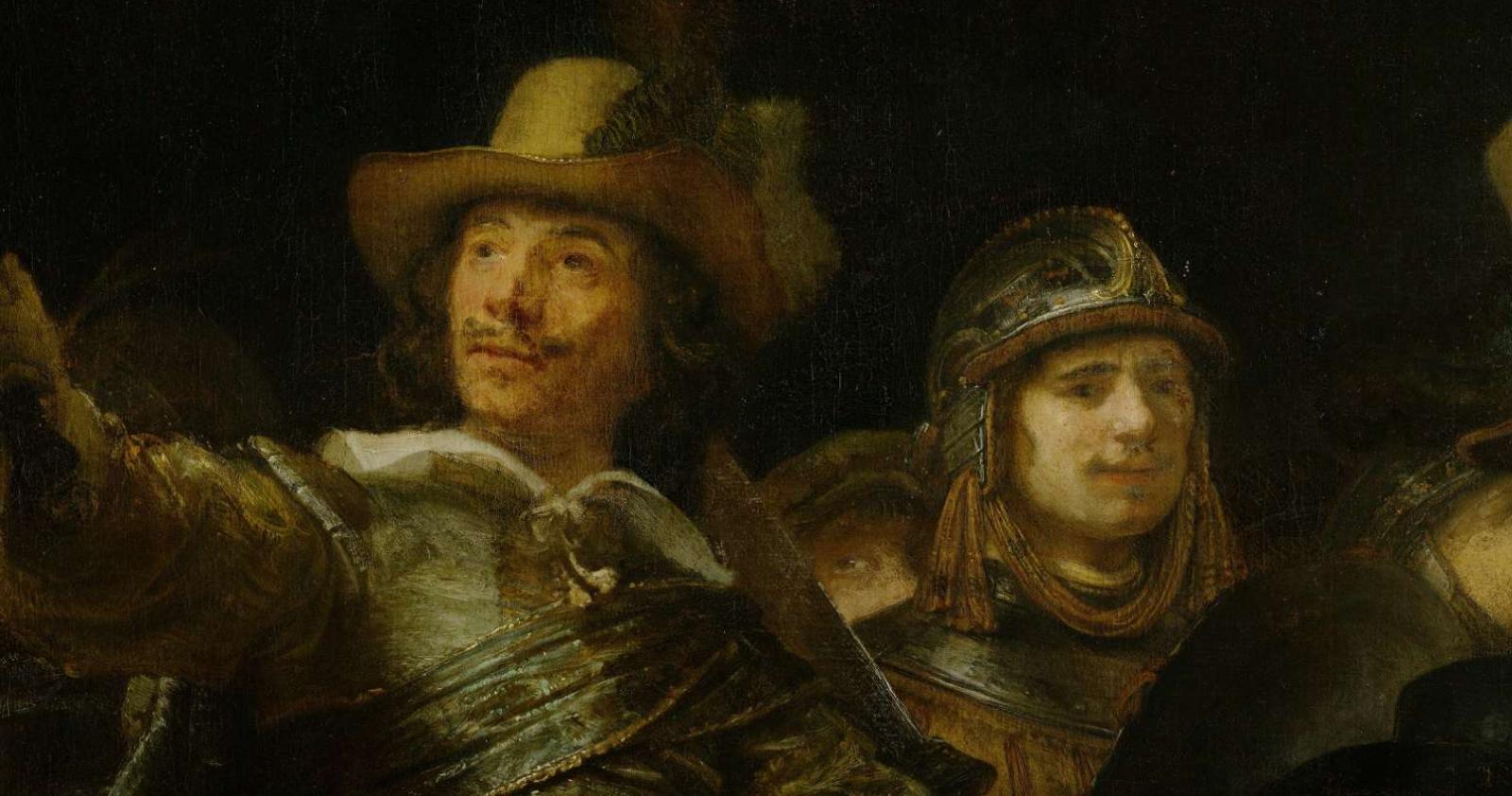 La Ronda Nocturna Rembrandt Detalles Búsqueda De Google Rembrandt Barroco Nocturno