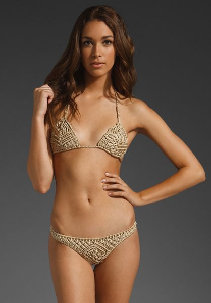 687459bbd12c Macrame Bikini | Clothing is an art | Macrame dress, Bikinis, Macrame