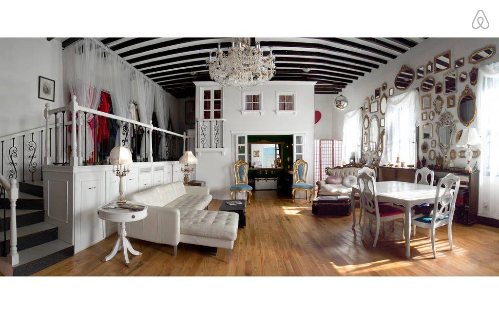 A Little Palace In A Brooklyn Loft Artdesign Pinterest