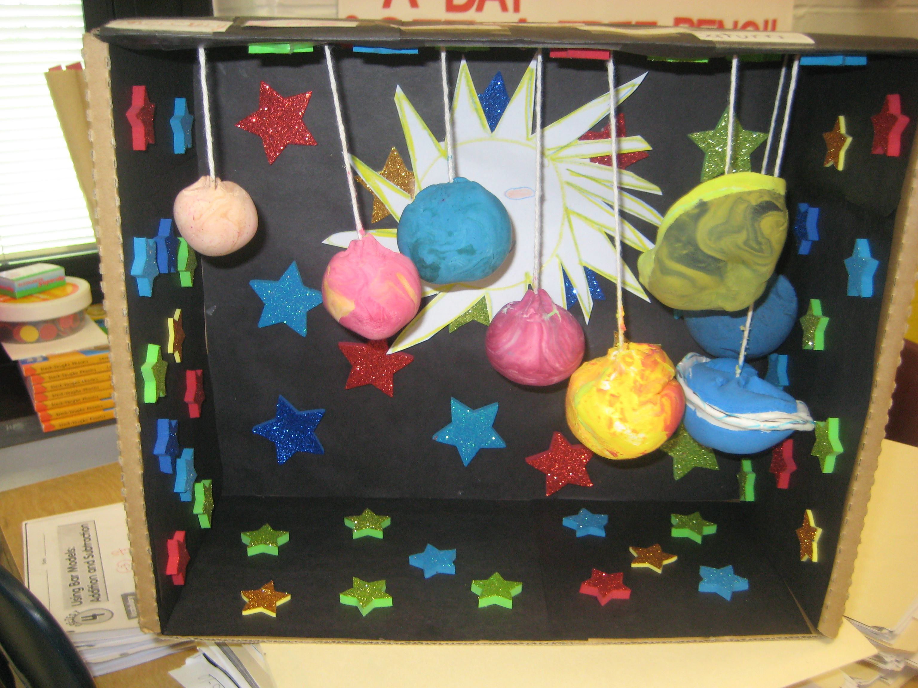 Solar System Projects Homeschool Ideas Science