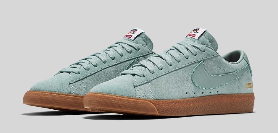 reputable site eb2b8 84f94 Nike is Directly Releasing the Blazer Low GT x Supreme - EU ...