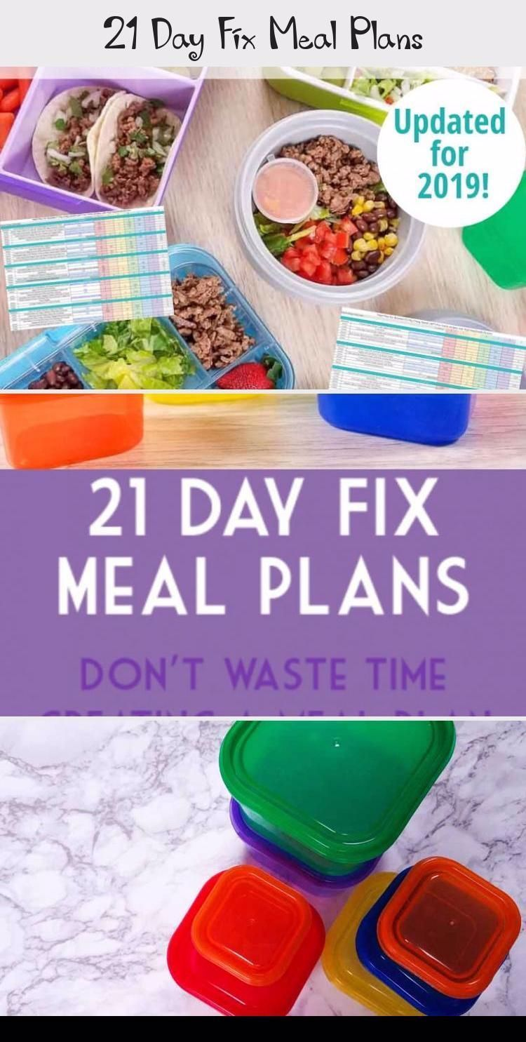 21 Day Fix Meal Plans  Weight loss  A TON of 21 Day Fix meal plans for all of the calorie brackets 1200 1500 1800 and 2100 Printab