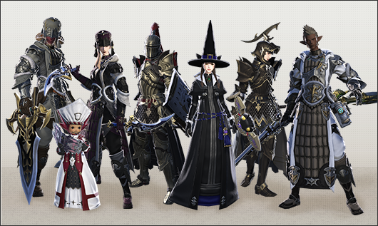 New Heavensward gear sets! | Final Fantasy XIV | Final