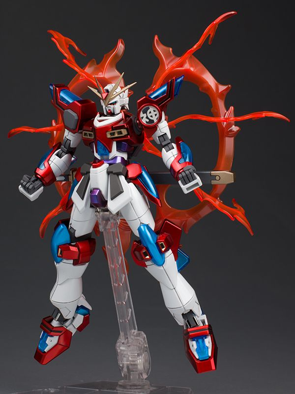 GUNDAM GUY: HGBF 1/144 Kamiki Burning Gundam - Painted Build by Schizophonic9 | Toys | Pinterest ...