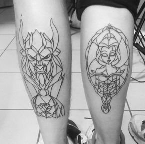 100 Cool Line Tattoo Designs To Ink With – Lava360