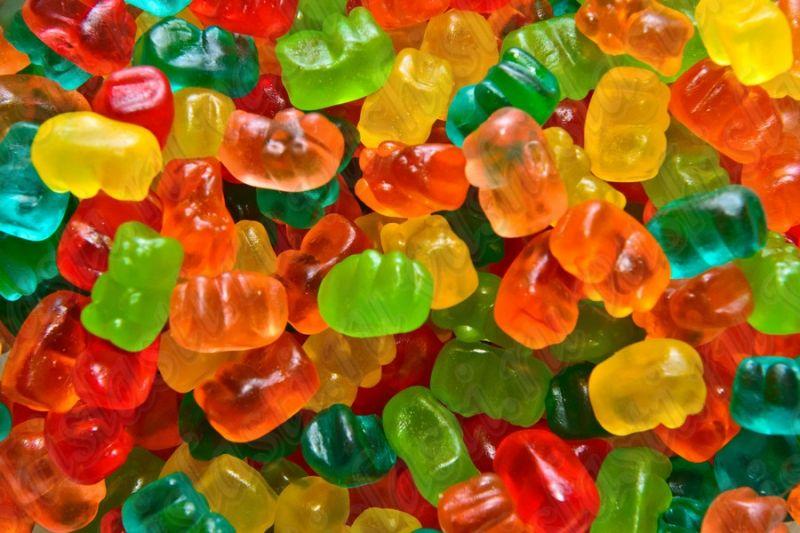 حلاوة جلي حلويات مميزة طعما وشكلا للاطفال Snacks
