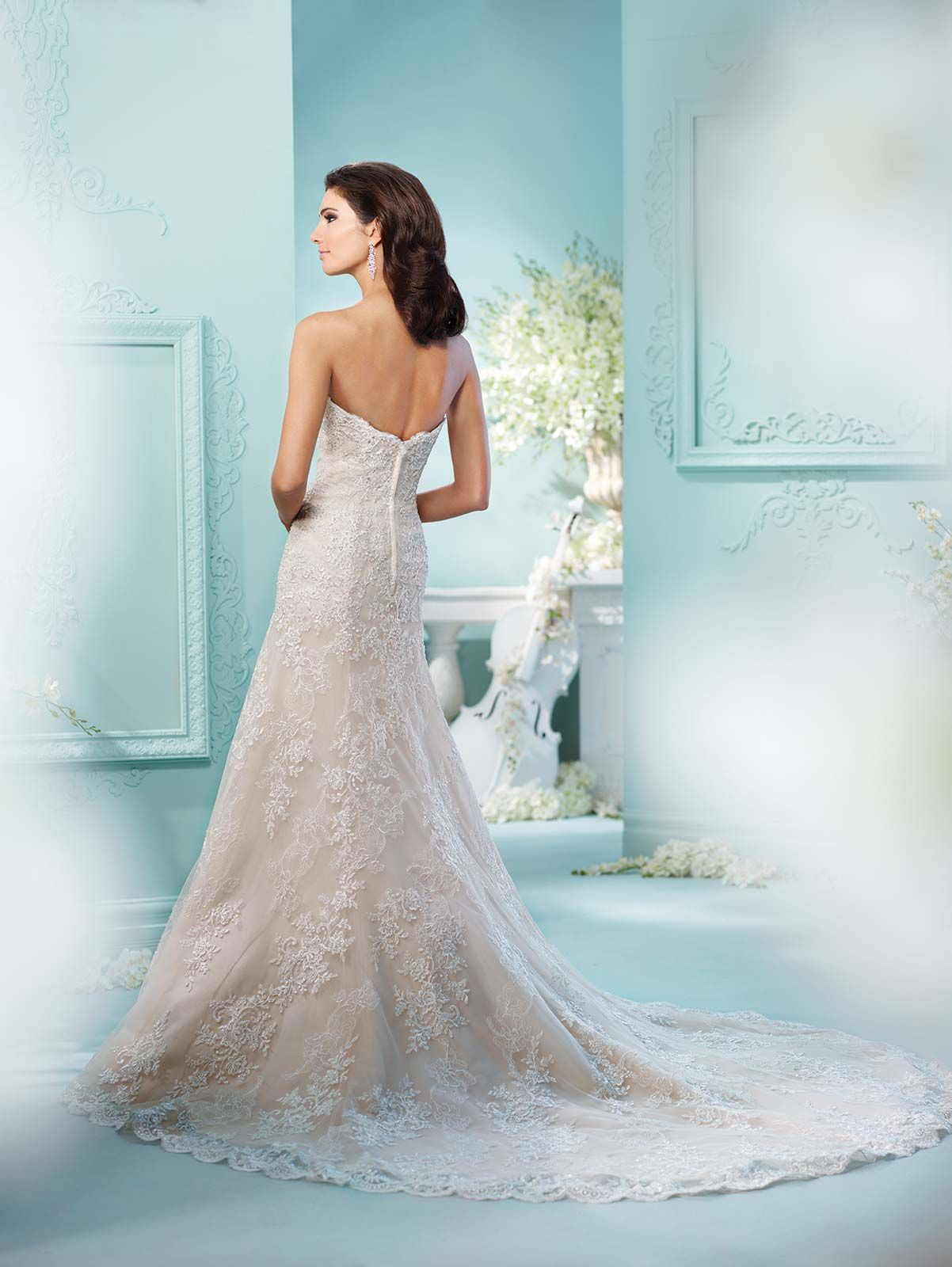 David Tutera 216249 | Mon Cheri Bridals | David Tutera for Mon Cheri ...