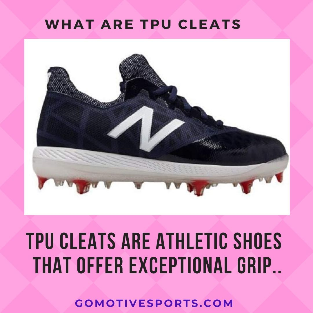 What Are Tpu Cleats Cleats Baseball Lover Baseball