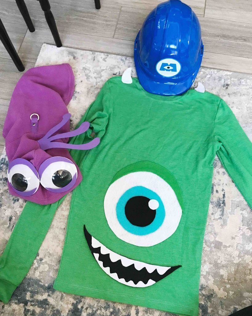 Halloween Costume Diy Pregnant Halloween Costumes Monster Inc Costumes Family Costumes