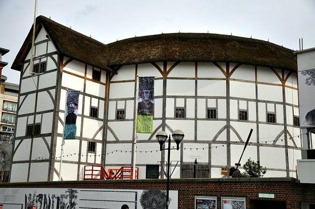 Angleterre 2016 9 Le Theatre Du Globe Theatre Du Globe Theatre Globe