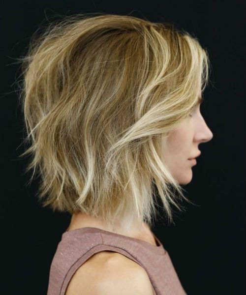 Eye Catching Sandy Blonde Short Edgy Haircuts and Hairstyles to Show Off in 2020