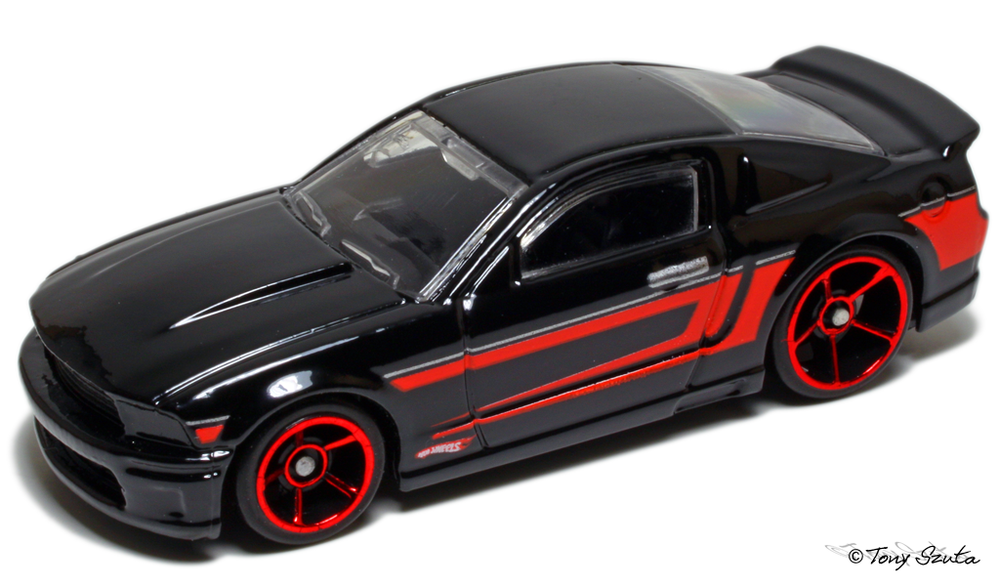 Custom 07 Ford Mustang Hot Wheels Mustang Custom Hot Wheels