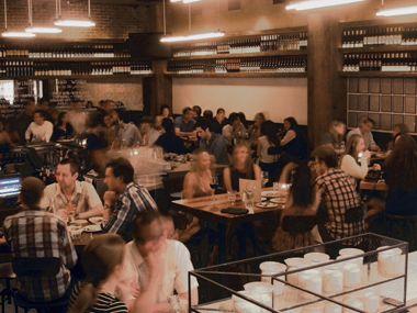 Stella Rosa Pizza Bar Blocks From The Santa Monica Pier Kids Perch At A