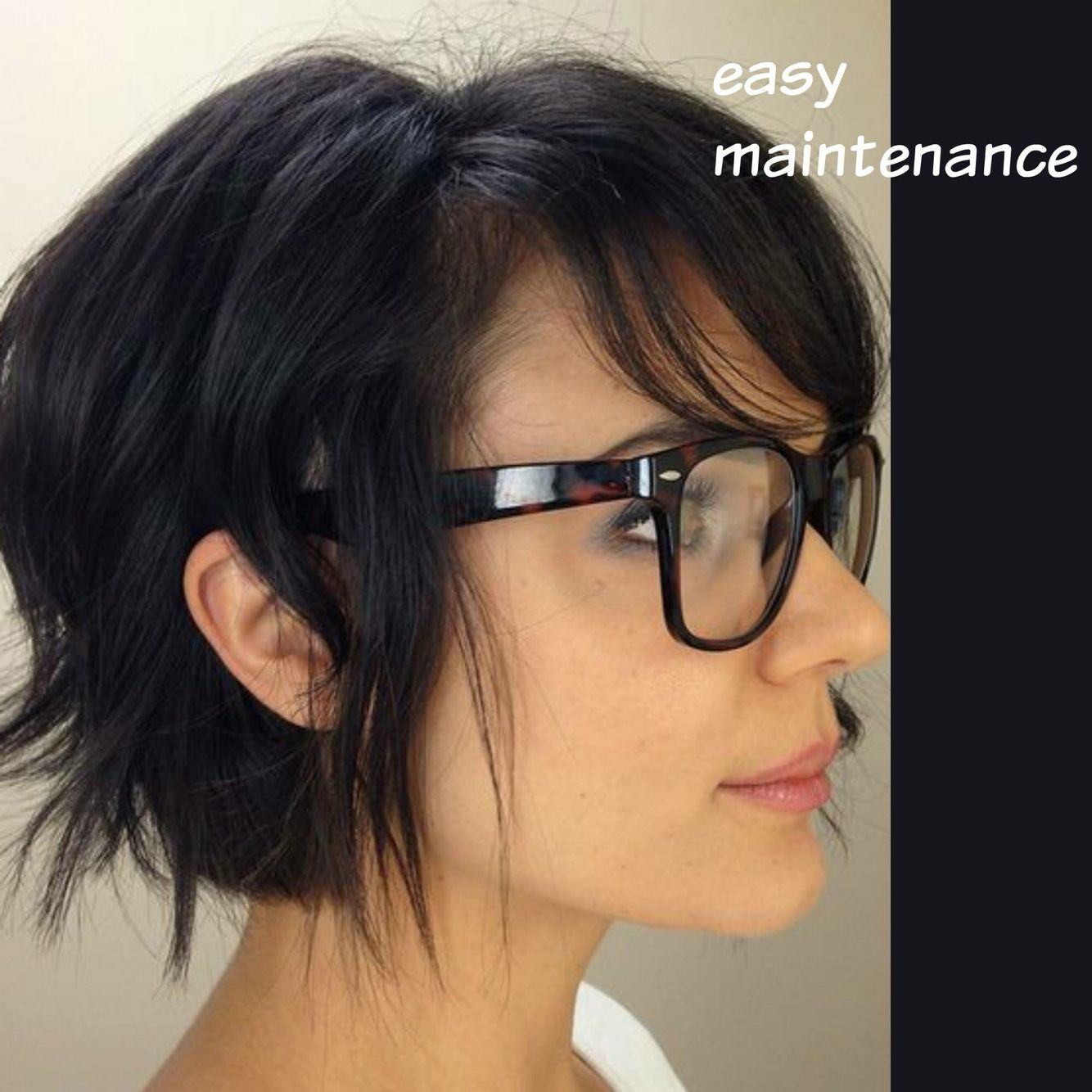 easy to manage short haircut | hair/makeup/style | pinterest | short
