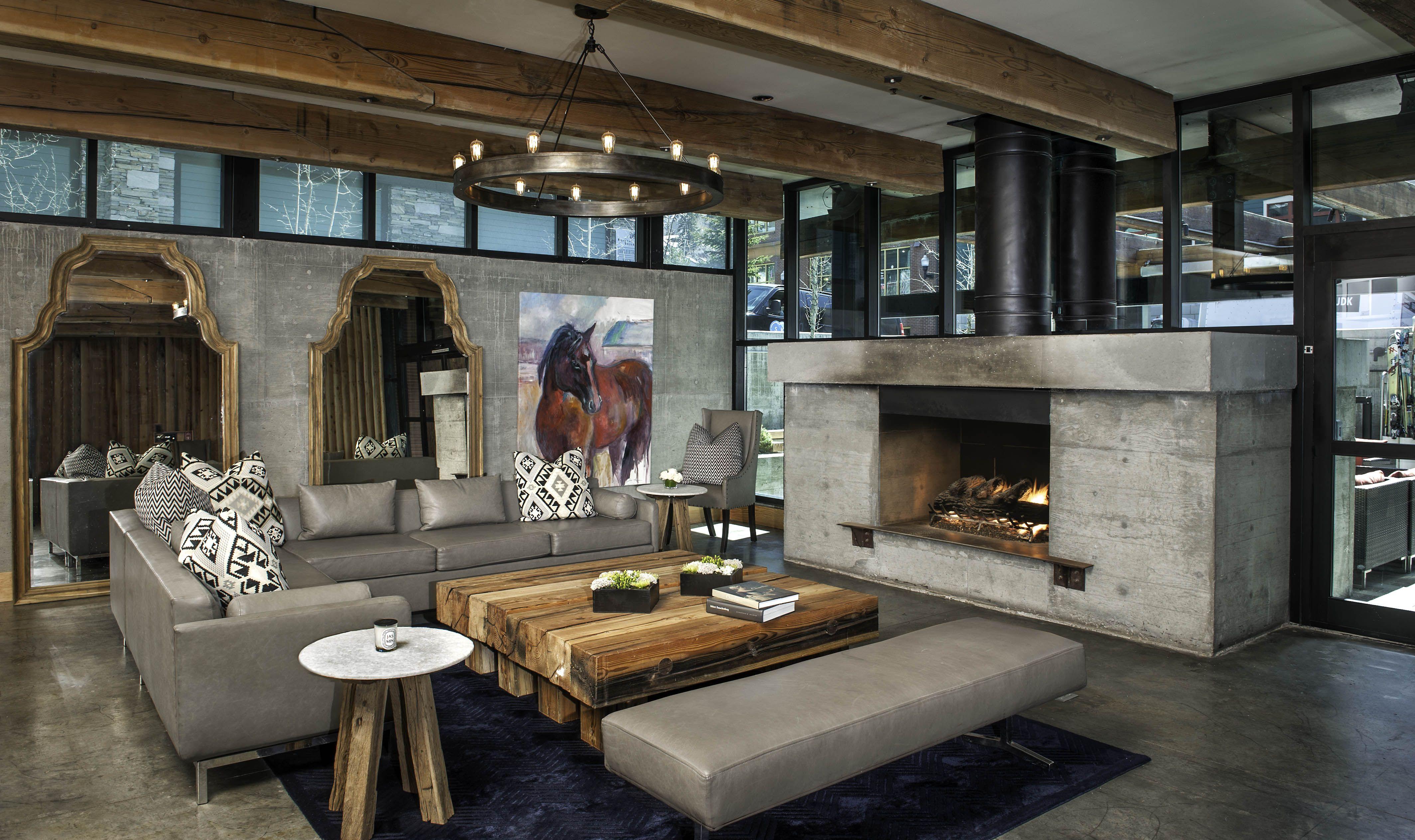 Hotel lobby furniture - Hotel Lobby Design