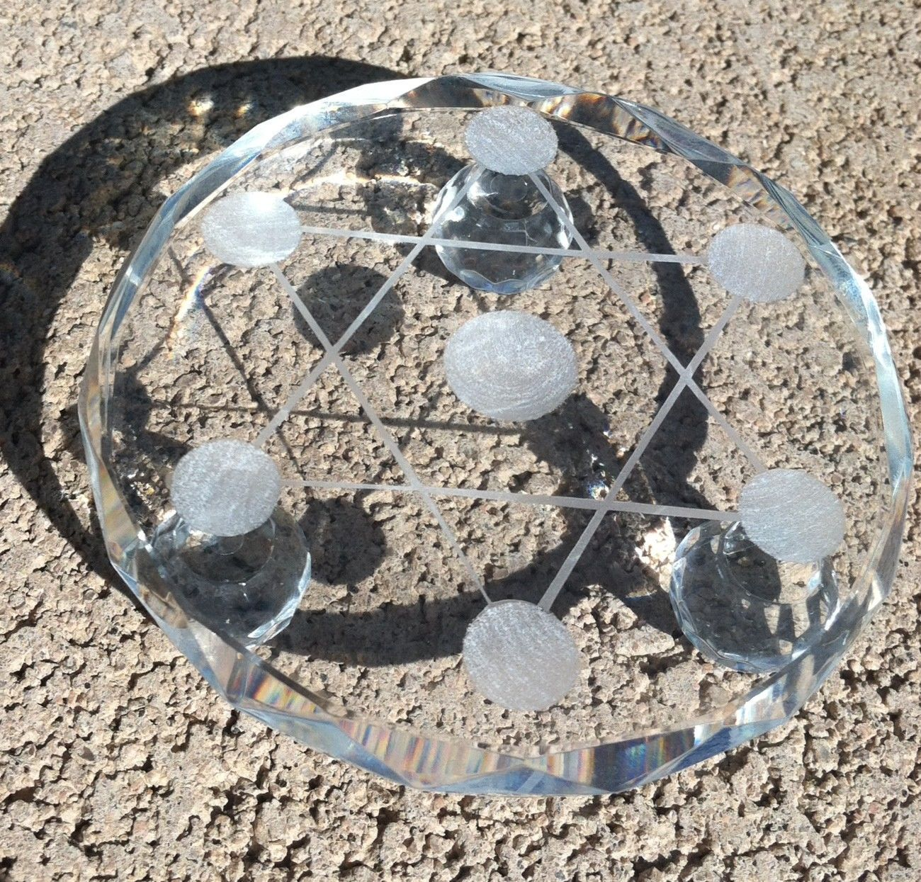 Details about Natural Clear Quartz Crystal Ball Meditation