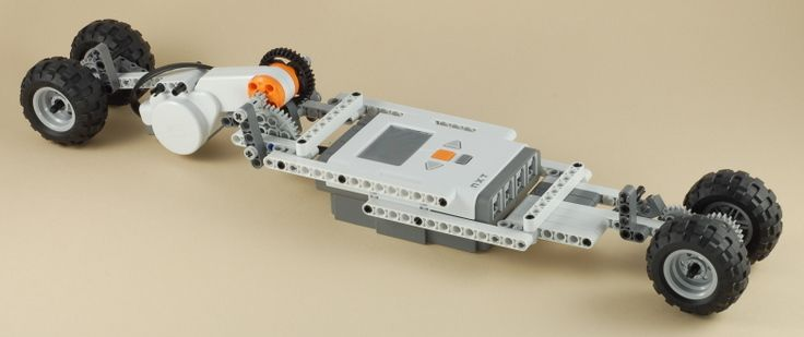 ev3 battle bot instructions