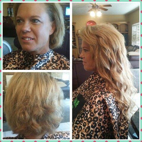 Pin By Tomeka Walker On Omaha Hair Extensions Before N