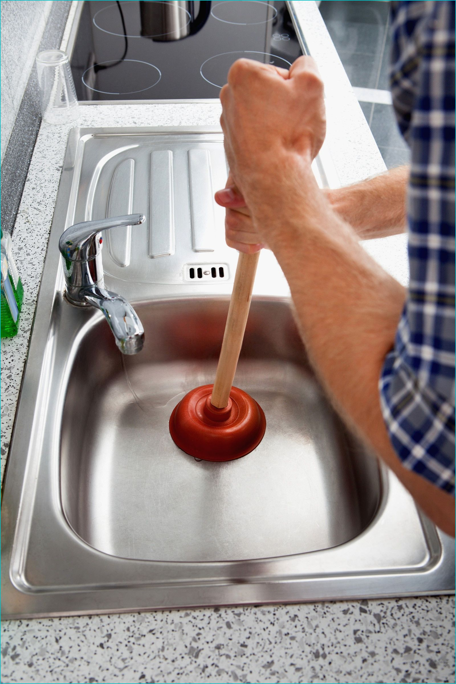 Cheap Plunger For Sink On Modern Small House Decorating Ideas 89 With Plunger For Sink Sink Kitchen Sink Sink Drain