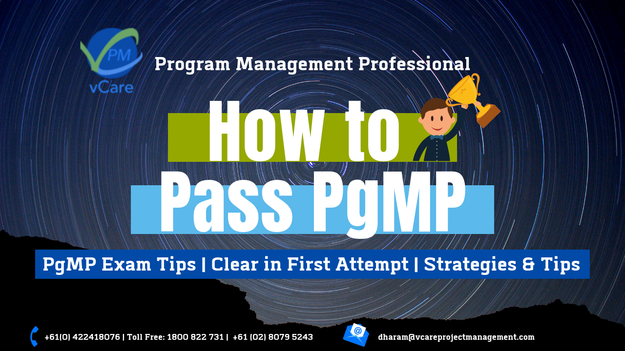 Clear Your Pgmp Certification With Dharam Singh He Has