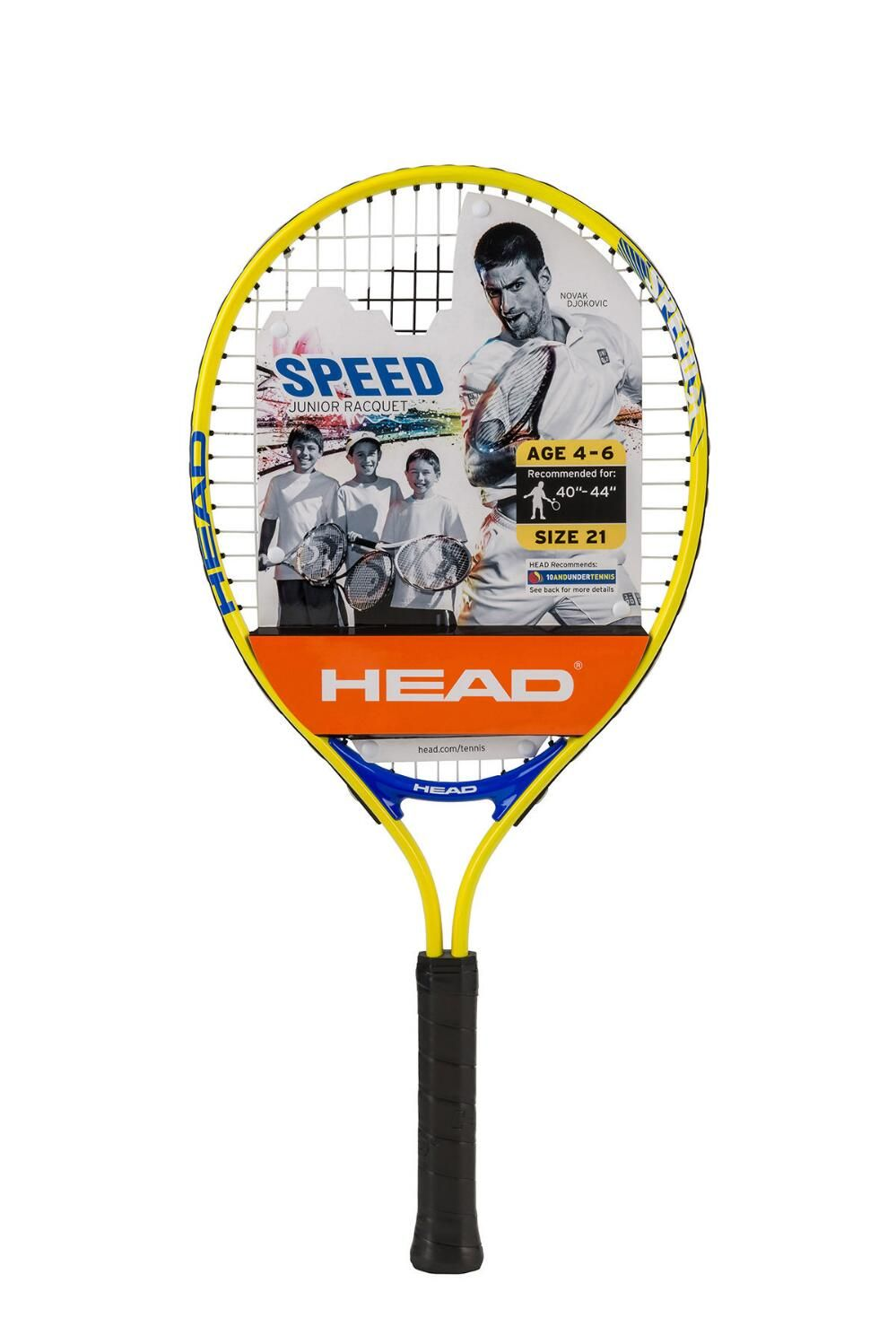 Head Speed 21 Inch Youth Tennis Racquet Tennis Tennisracquet Racquet Head Youth Kids Modells Racquet Sports Racquets Tennis Racquet