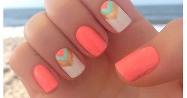 20 Nail Art Designs For Short Nails It Is Manicures And Girls Nail Designs Stylish Nails Art Stylish Nails