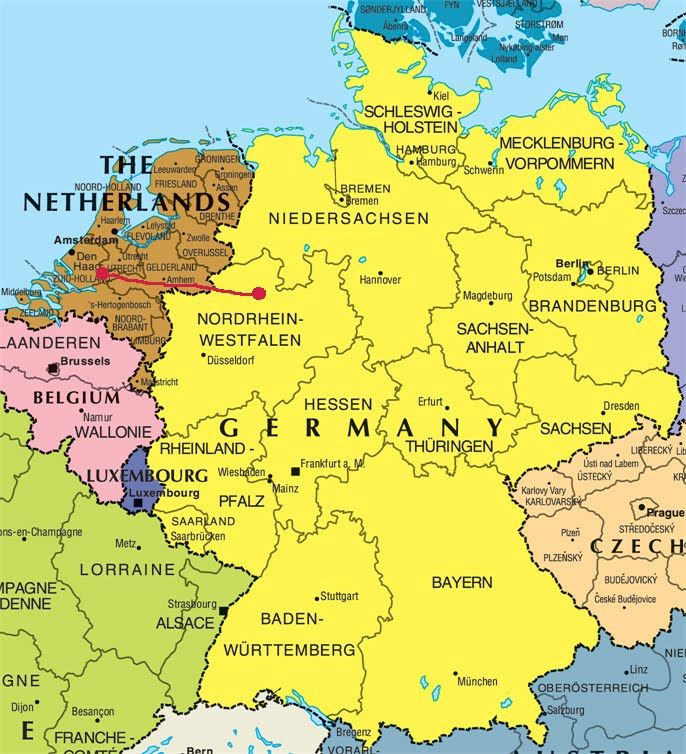 Map Of Germany Jpg.1700s Map Of Germany Google Search Geneology Netherlands Map