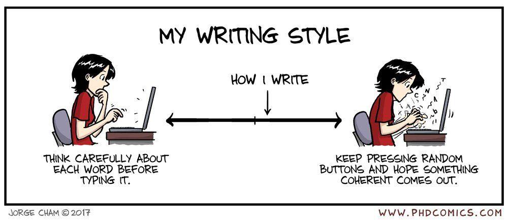 method dissertation writing