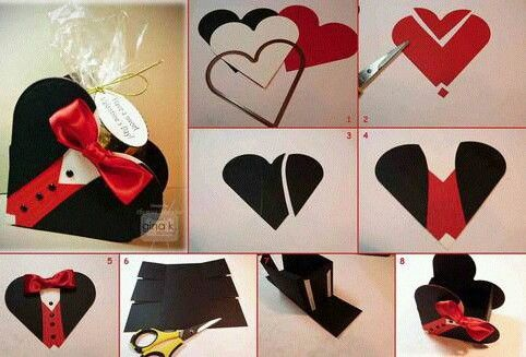 Black n red on We Heart It #diy #idea