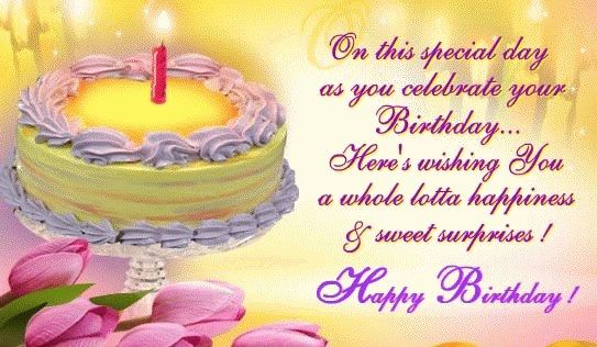 Happy Birthday Tina Tamboer Wishing You An Awesome Day With Good