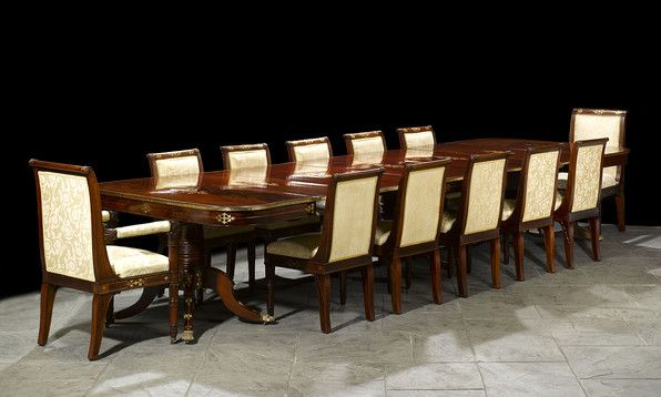 Colonial Dining Room Furniture: American Furniture
