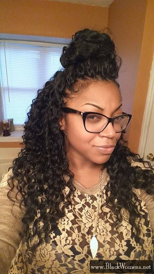 39 Latest Afro Crochet Braids Hairstyles To Copy In 2019 Curly
