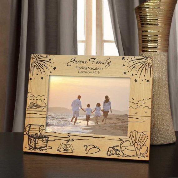 Fantasy Vacation Personalized Inspired Vacation Picture ...