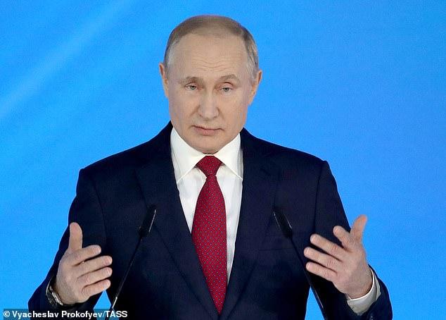 New Title Of Supreme Ruler For Vladimir Putin Being Considered In 2020 Vladimir Putin Putin Kremlin