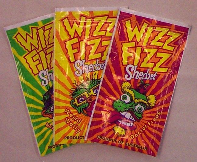 Wizz Fizz But I Remember The Original Childhood Memories 70s