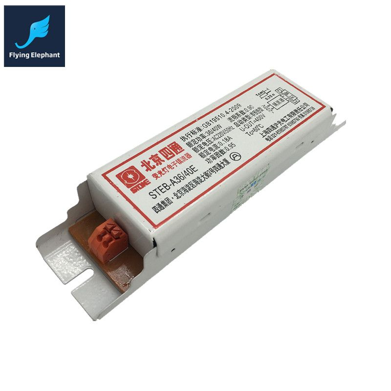 Fluorescent Lamps T8 Electronic Ballast 1 X 36w 40w Also Use For 30 40w Lamps