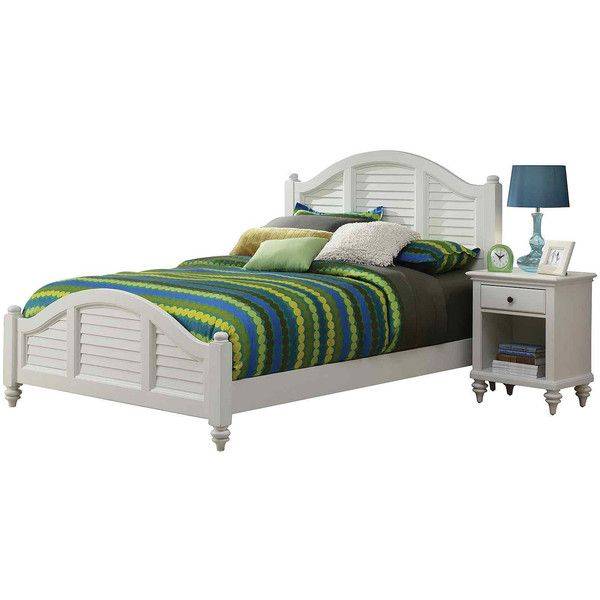Dawson Bed and Nightstand ($1,299) ❤ liked on Polyvore featuring home, furniture, storage & shelves, nightstands, drawer furniture, euro furniture, drawer nightstand, cubby furniture and european furniture