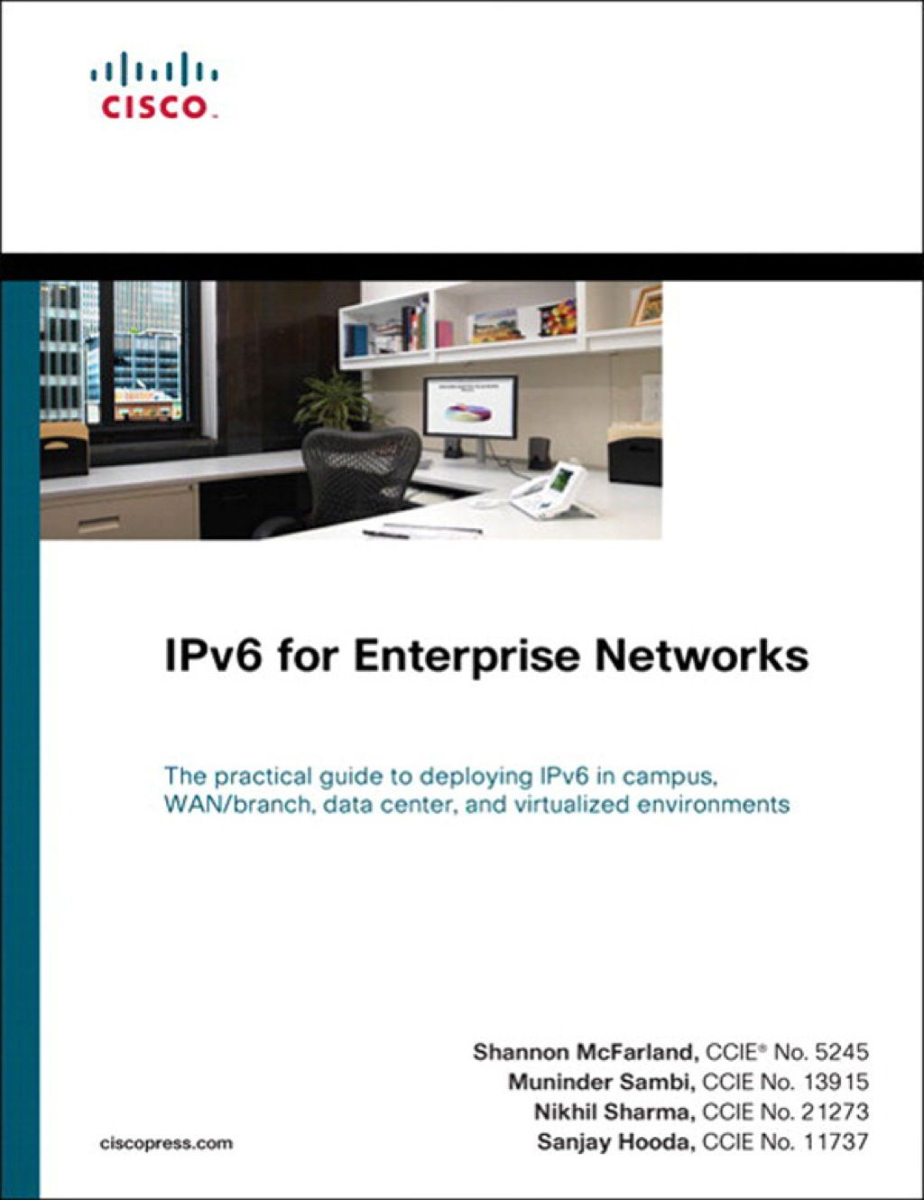 IPv6 for Enterprise Networks (eBook) | Products in 2019
