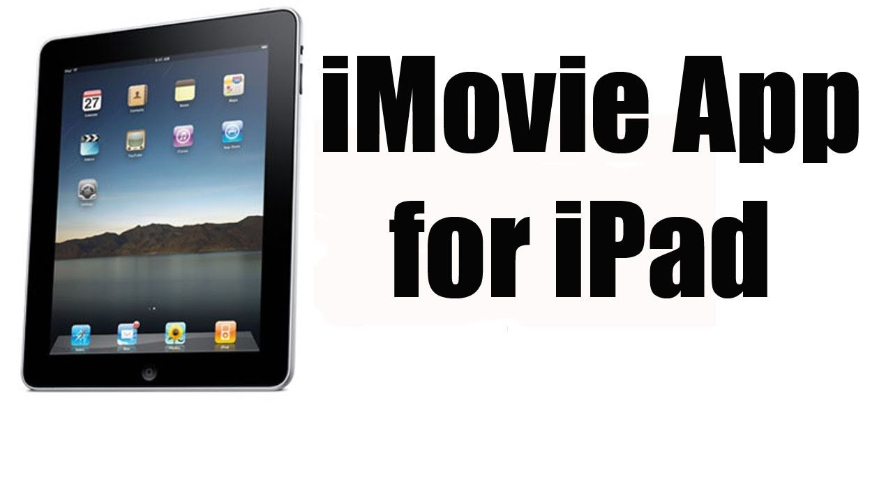 How to use imovie on the ipad step by step tutorial