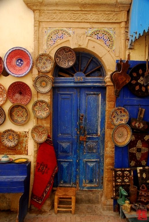 Marrakech, Morocco. Your local farmers' or flea market may be a fun place to spend a Saturday morning, but it's got nothing on Marrakech's markets. Spend a day here to immerse yourself in the spectacle.