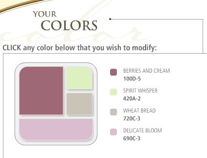 colors - BEHR