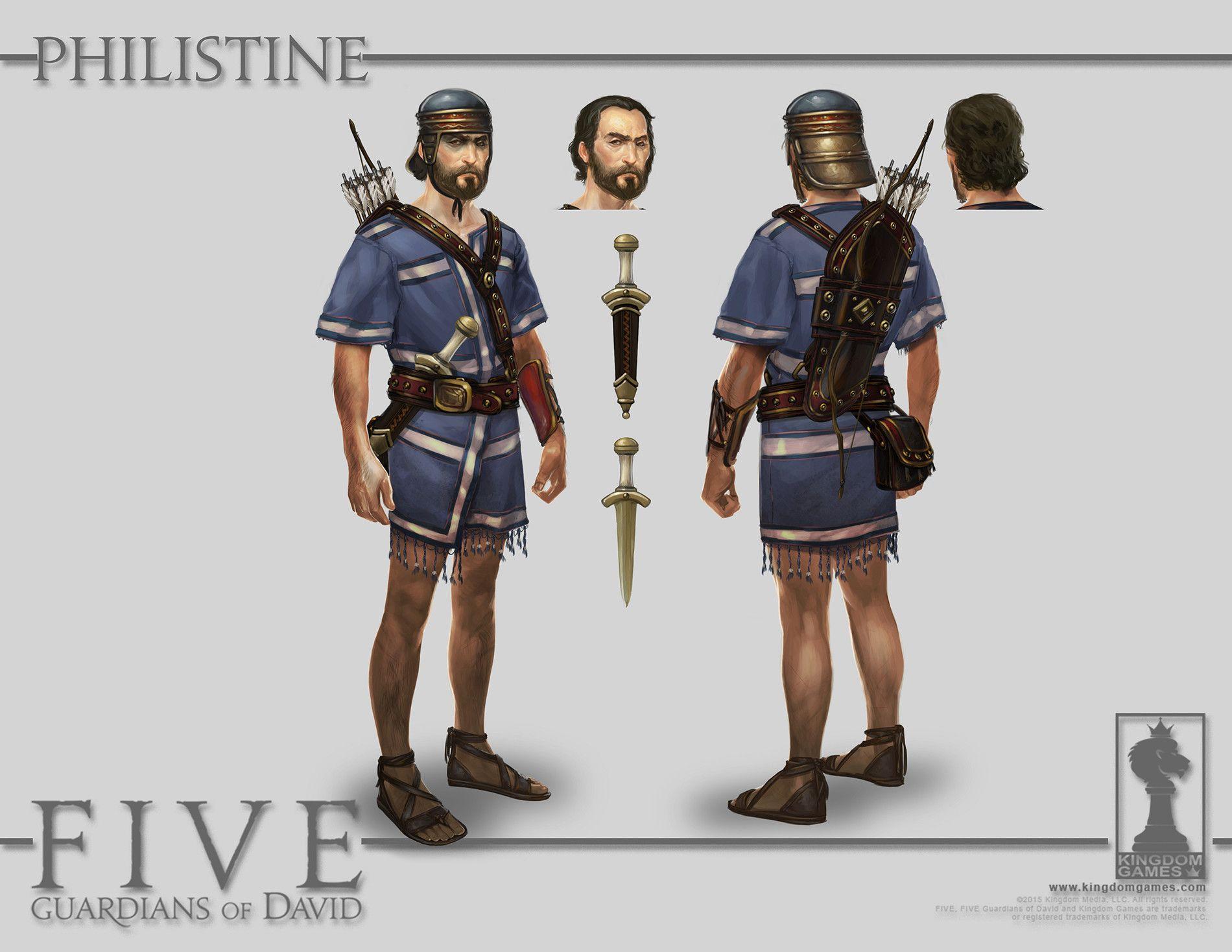 ArtStation - Five: Character Concepts 4 , Manuel Gomez