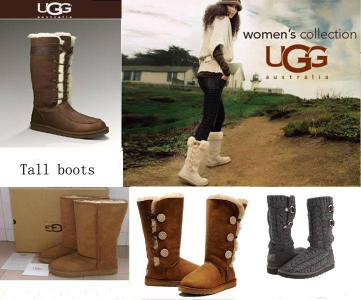 Ugg Boots de à la mode Noël le premier Ugg jour jour de l hiver 6411c94 - freemetalalbums.info